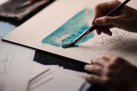Course Image Illustrations and Animations